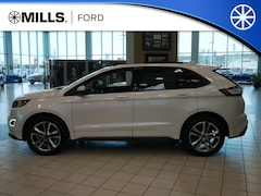 Certified used 2017 Ford Edge for sale in Baxter, MN