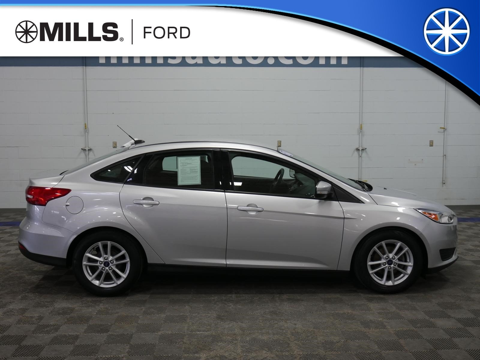 Used 2016 Ford Focus 4dr Sdn SE Sedan for sale in Baxter, MN