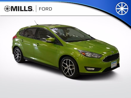 Used 2018 Ford Focus SEL Hatch SEL Hatch for sale in Baxter, MN