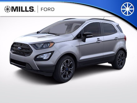 Used 2020 Ford EcoSport SES 4WD SES 4WD for sale in Baxter, MN