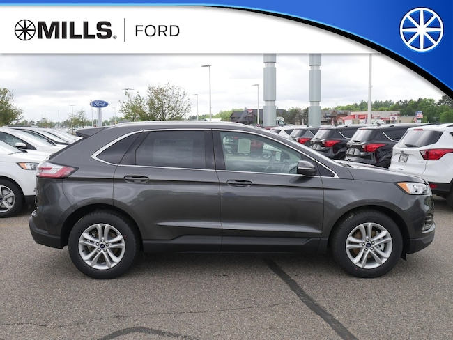 New 2019 Ford Edge SEL FWD SEL FWD in Baxter, MN