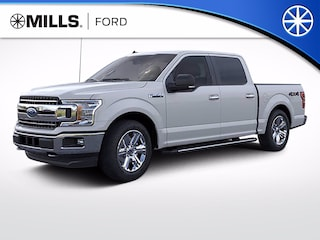 New 2020 Ford F-150 XLT 4WD SuperCrew 5.5 Box XLT 4WD SuperCrew 5.5 Box for sale in Baxter, MN