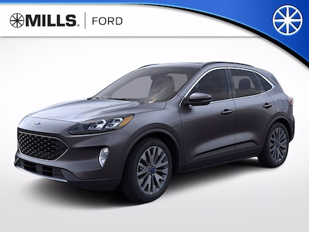 New 2020 Ford Escape for sale in Baxter, MN
