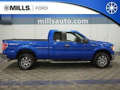2011 Ford F-150 4WD SuperCab 145 XLT 4WD SuperCab 145 XLT in Brainerd