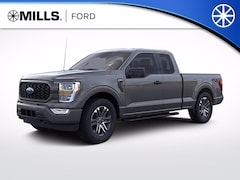2021 Ford F-150 XL 4WD SuperCab 6.5 Box EcoBoost XL 4WD SuperCab 6.5 Box in Brainerd
