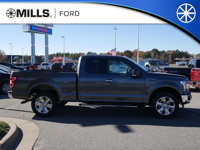 New 2018 Ford F-150 XLT 4WD SuperCab 6.5 Box XLT 4WD SuperCab 6.5 Box in Baxter, MN