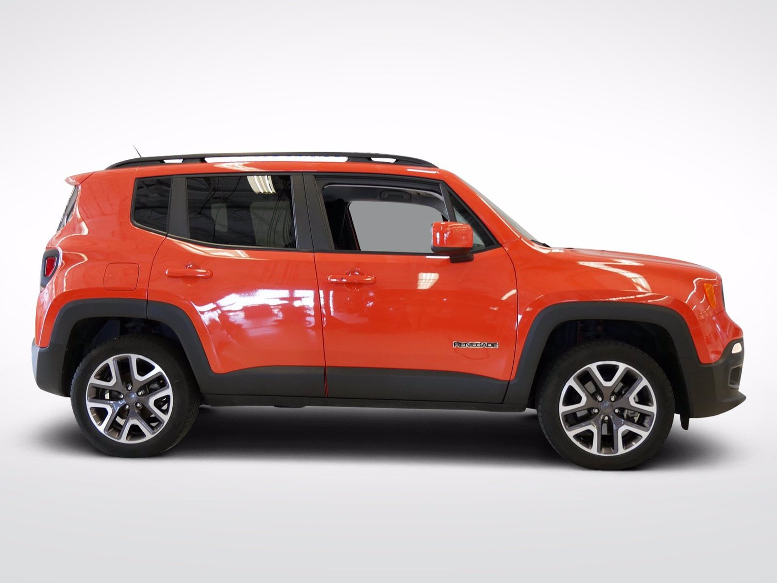 Used 2017 Jeep Renegade Latitude with VIN ZACCJBBB7HPF74623 for sale in Baxter, Minnesota