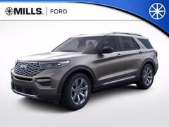 New 2021 Ford Explorer in Brainerd