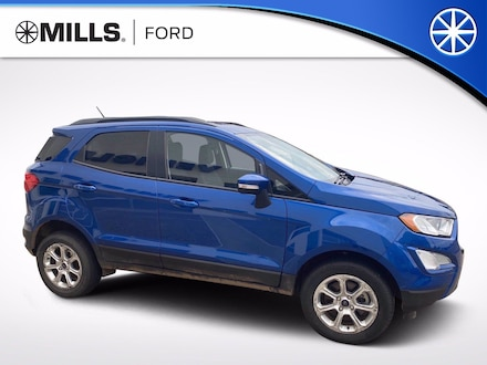 Used 2018 Ford EcoSport SE 4WD SE 4WD for sale in Baxter, MN