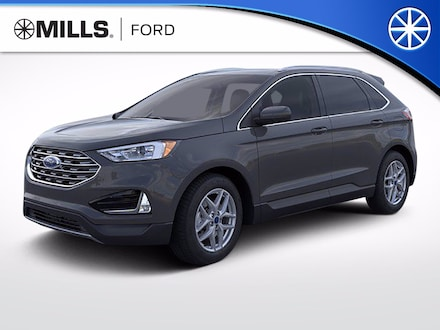 New 2021 Ford Edge for sale in Baxter, MN