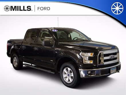 Used 2015 Ford F-150 4WD SuperCrew 145 XLT EcoBoost 4WD SuperCrew 145 XLT for sale in Baxter, MN