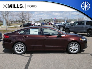 New 2019 Ford Fusion for sale in Baxter, MN