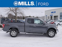 2018 Ford F-150 XLT 4WD SuperCab 6.5 Box XLT 4WD SuperCab 6.5 Box in Brainerd