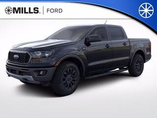New 2020 Ford Ranger XLT 4WD SuperCrew 5 Box EcoBoost XLT 4WD SuperCrew 5 Box for sale in Baxter, MN