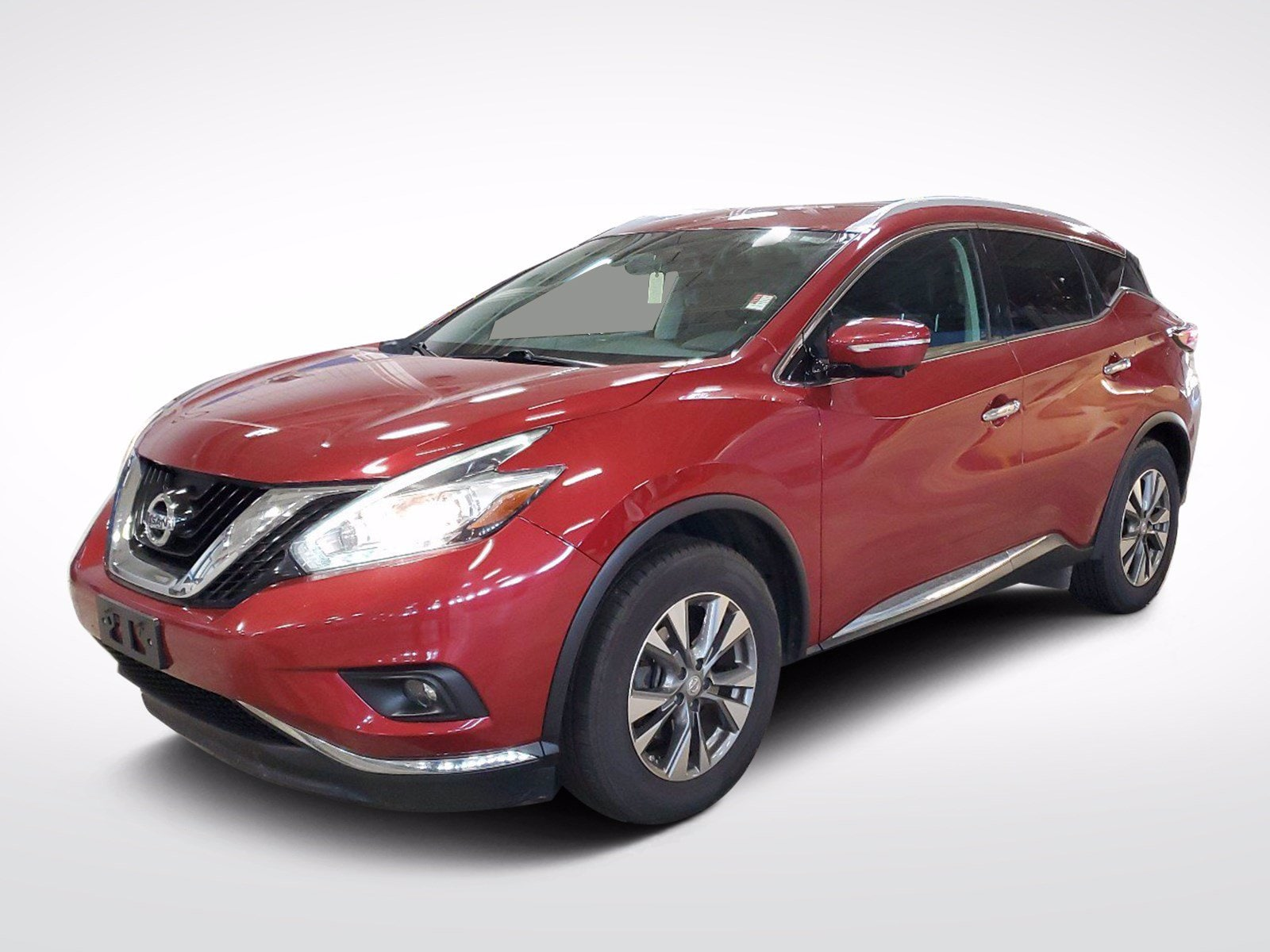 Used 2015 Nissan Murano SL with VIN 5N1AZ2MH6FN213743 for sale in Baxter, Minnesota