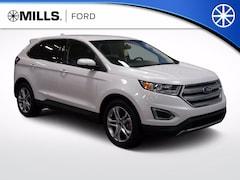2018 Ford Edge Titanium AWD EcoBoost SUV in Brainerd