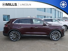 New 2019 Lincoln Nautilus Reserve AWD Reserve AWD in Baxter, MN