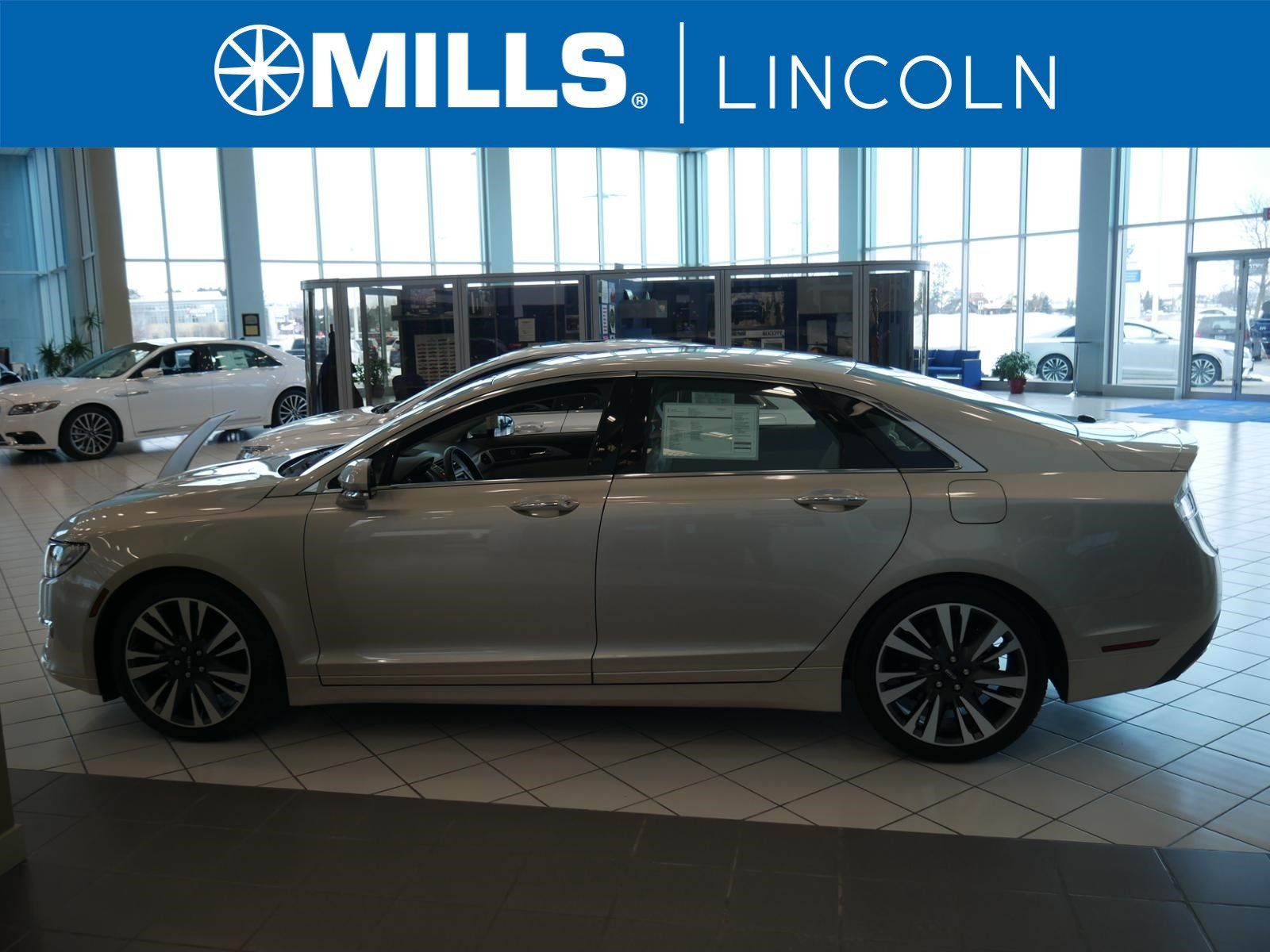 2017 Lincoln MKZ Reserve FWD Reserve FWD