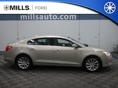 Used 2016 Buick Lacrosse 4dr Sdn Leather FWD Sedan 1G4GB5G34GF281731 in Baxter, MN