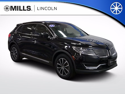 2017 Lincoln MKX Reserve AWD SUV