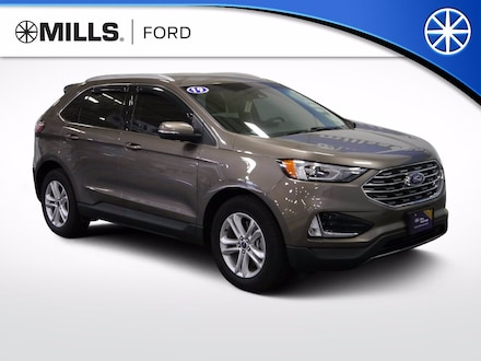 2019 Ford Edge SEL AWD EcoBoost SUV