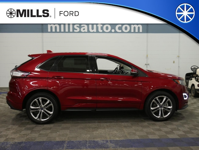 2016 Ford Edge 4dr Sport AWD Sport AWD