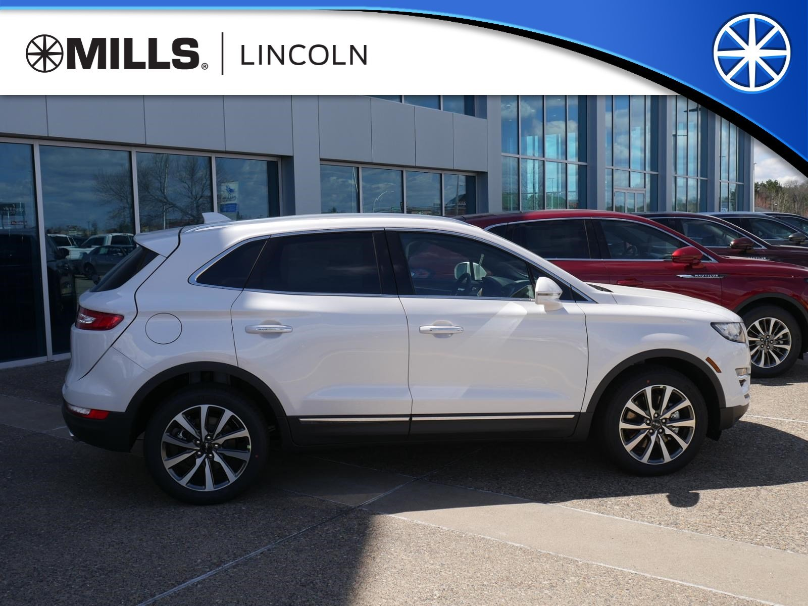 2019 Lincoln MKC Reserve AWD Reserve AWD