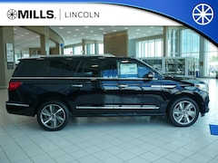 New 2019 Lincoln Navigator L Reserve 4x4 in Baxter, MN