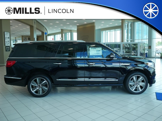 2019 Lincoln Navigator L Reserve 4x4 Reserve 4x4