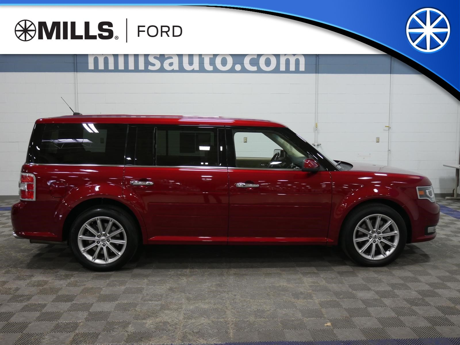 2015 Ford Flex 4dr Limited AWD Limited AWD