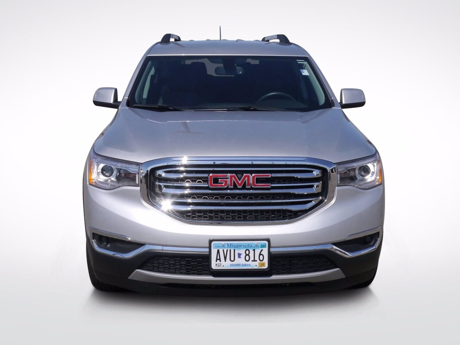Used 2018 GMC Acadia SLT-1 with VIN 1GKKNULS9JZ209382 for sale in Willmar, Minnesota