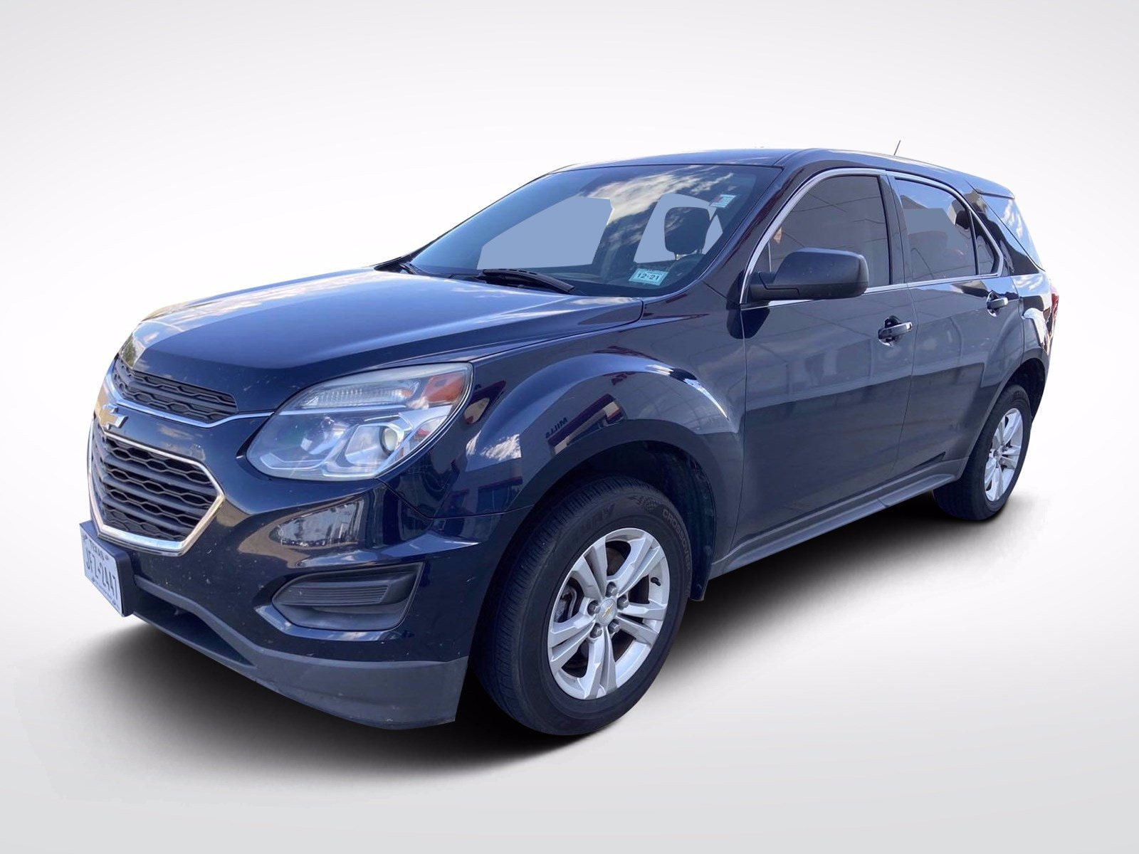 Used 2017 Chevrolet Equinox LS with VIN 2GNALBEK4H1519643 for sale in Willmar, Minnesota