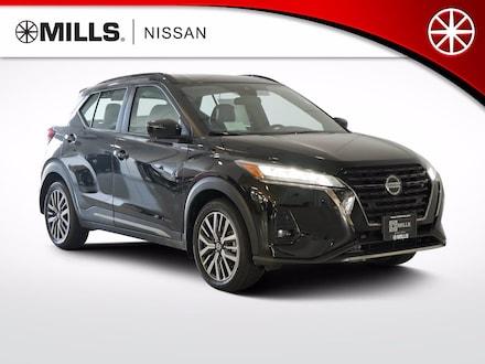 2021 Nissan Kicks SR SUV