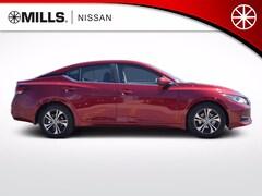 2020 Nissan Sentra SV Sedan