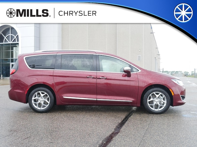 2019 Chrysler Pacifica Limited FWD Van Passenger Van