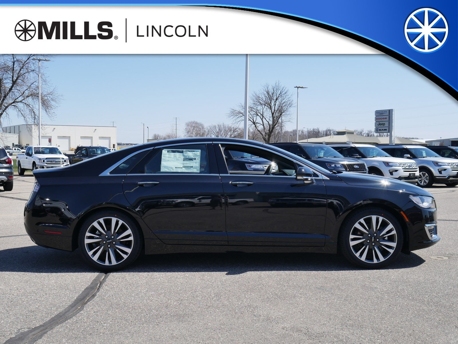 2019 Lincoln MKZ Hybrid Sedan