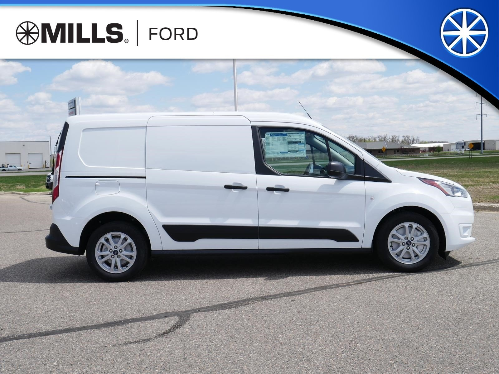 2019 Ford Transit Connect Van Cargo Van