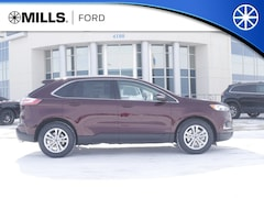 2019 Ford Edge SEL AWD SUV in Brainerd