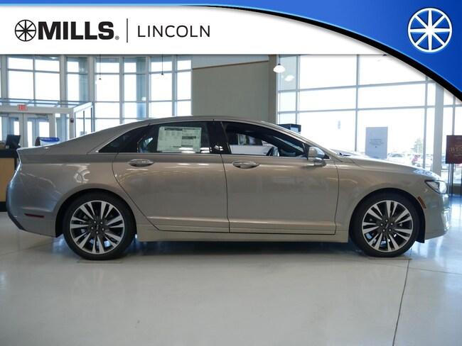 2019 Lincoln MKZ Reserve II AWD Sedan