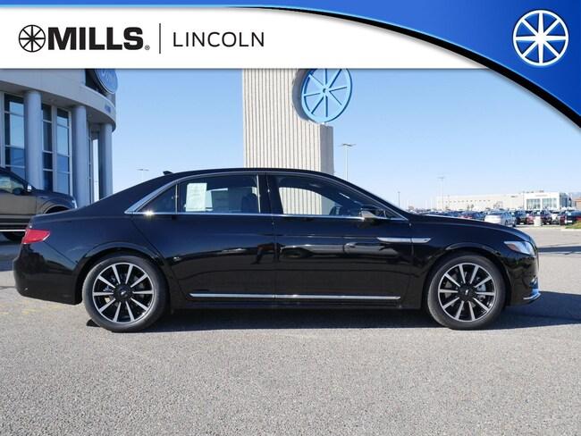2018 Lincoln Continental Reserve AWD Sedan
