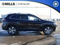 2019 Jeep Cherokee Limited 4x4 SUV in Brainerd