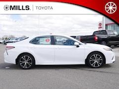 New 2019 Toyota Camry SE Sedan