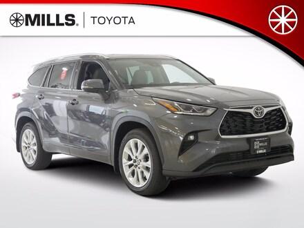 2021 Toyota Highlander Limited SUV