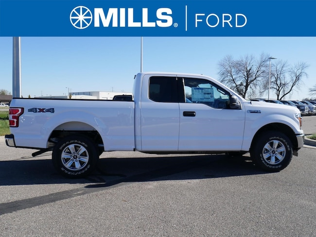 2018 Ford F-150 XLT 4WD SuperCab 6.5 Box XLT 4WD SuperCab 6.5 Box