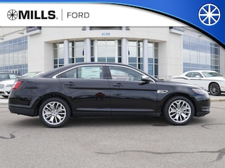 2018 Ford Taurus Limited AWD Limited AWD