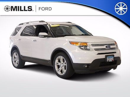 2015 Ford Explorer 4WD 4dr Limited 4WD  Limited