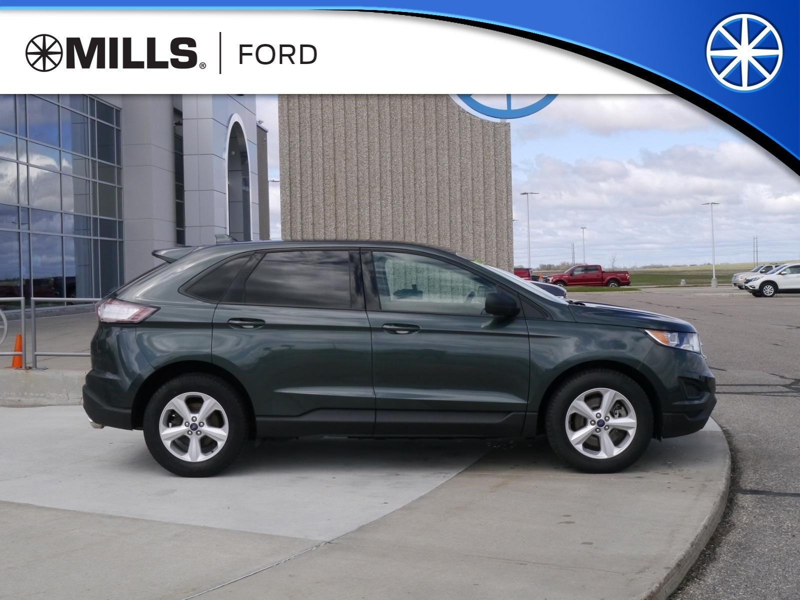 2015 Ford Edge 4dr SE AWD SE AWD