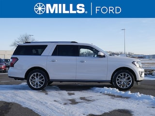 2019 Ford Expedition Max Limited 4x4 Limited 4x4