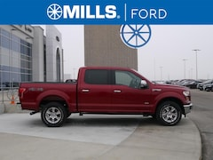 Used 2016 Ford F-150 4WD SuperCrew 145 Lariat 4WD SuperCrew 145 Lariat in Willmar, MN