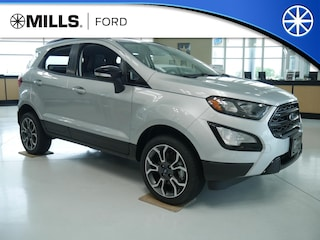 2019 Ford EcoSport SES 4WD SES 4WD